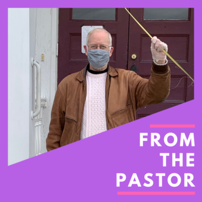 From the Pastor