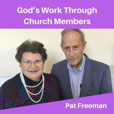 Pat Freeman